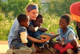Partez en mission de volontariat à Noël : Ghana