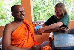 Partez en mission de volontariat à Noël : Sri Lanka