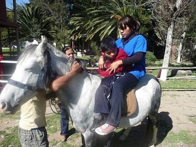 Thérapie Equestre Bolivie