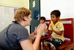 Stages et missions de volontariat en Kinésithérapie : Cambodge