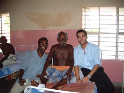 Stagiaire Kinésithérapie en Inde