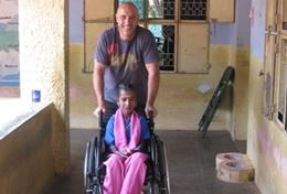 Stages et missions de volontariat en Kinésithérapie : Inde