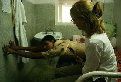 Stagiaire volontaire kinésithérapeute au Népal