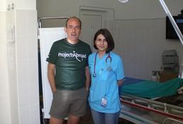 Stages et missions de volontariat en Kinésithérapie : Roumanie