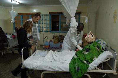 Mission kinésithérapie en Tanzanie