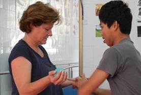 Stages et missions de volontariat en Kinésithérapie : Vietnam