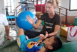 Missions et stages Santé & médecine : Kinésithérapie