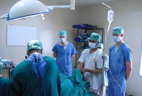 Stages et missions de volontariat en Médecine : Bangladesh