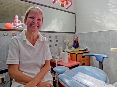 Docteur bénévole en Asie