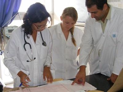 Mission humanitaire en medicine au Maroc