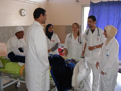 Stage de médecine à l'étranger, au Maroc