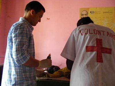 Stage en soins infirmiers en Afrique francophone