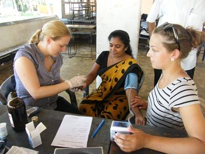 Stage medical en dispensaire au Sri Lanka