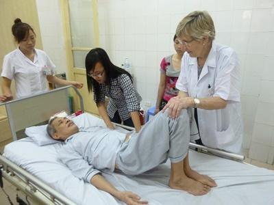 Stage hospitalier en Asie, au Vietnam