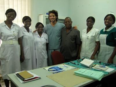 Volontariat et action humanitaire en médecine