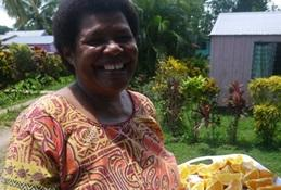 Missions et stages en nutrition : Fidji