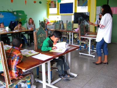 Stagiaire orthophoniste au Maroc