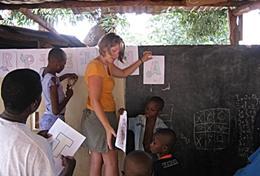 Missions et stages en orthophonie : Tanzanie