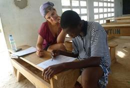 Missions et stages en orthophonie : Togo