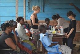 Missions de volontariat et stages en pharmacie à l'étranger : Ghana
