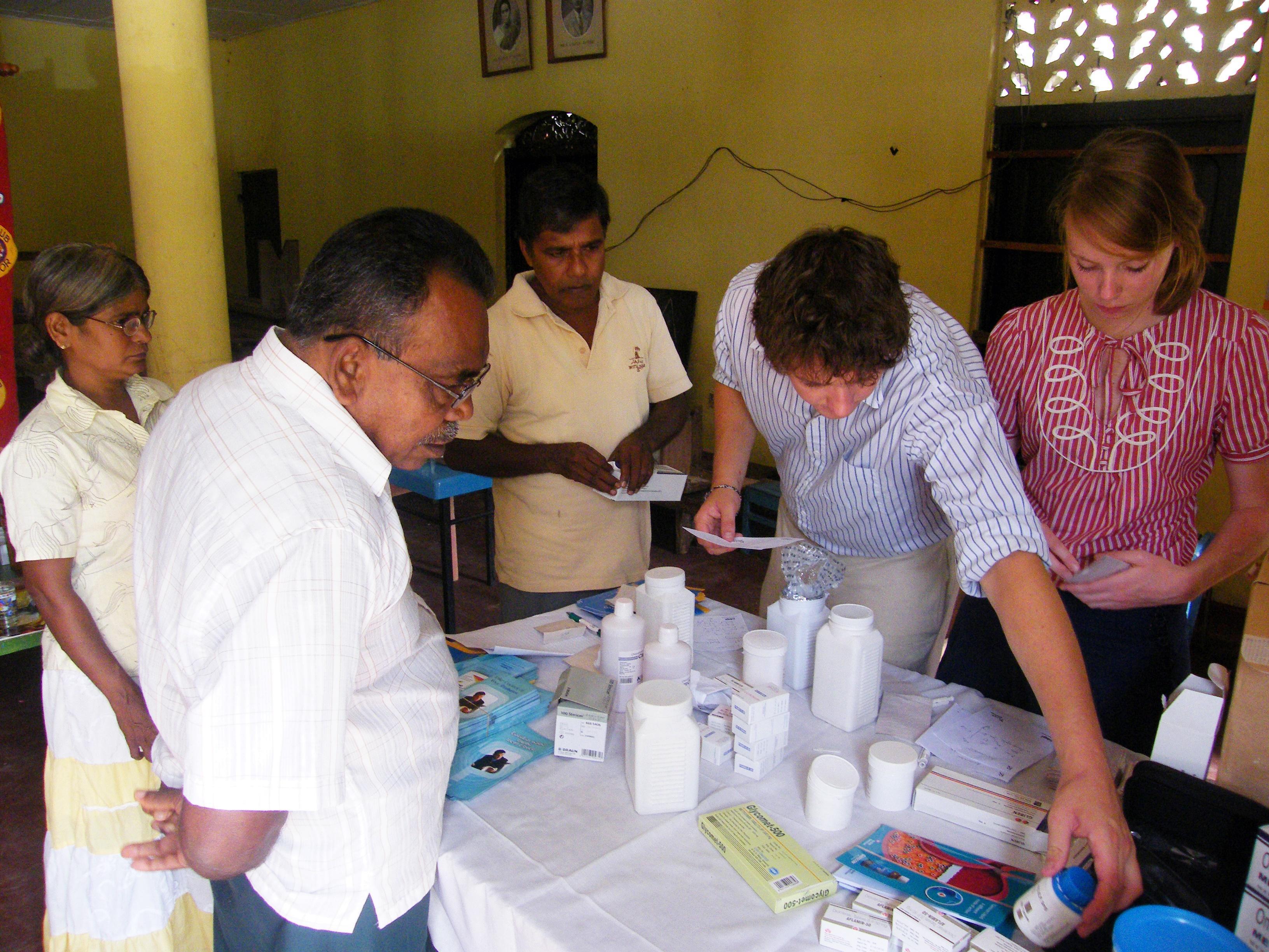 Missions de volontariat et stages en pharmacie à l'étranger : Sri Lanka