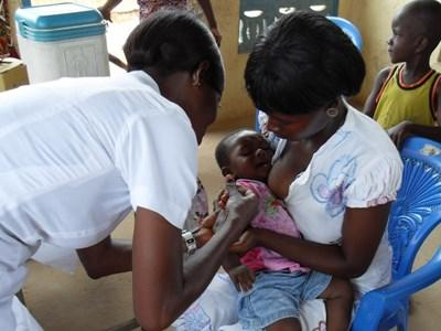Stage de sage-femme au Ghana