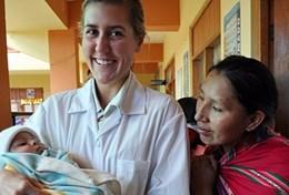Missions et stages de sage-femme : Pérou
