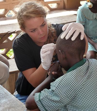 Mission humanitaire d'aide médicale au Ghana