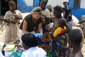 Missions et stages en santé publique : Ghana