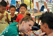 Missions et stages en santé publique : Philippines