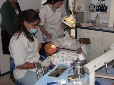 Projet humanitaire en médecine dentaire en Bolivie