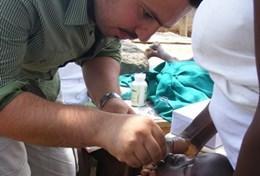 Missions et stages en soins dentaires : Ghana