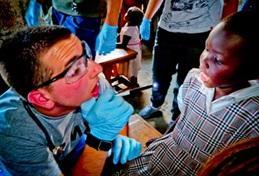 Missions et stages en soins dentaires : Kenya