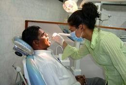 Missions et stages en soins dentaires : Inde