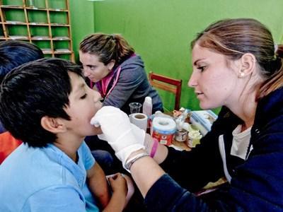 Stage en soins dentaires au Pérou