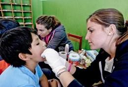 Missions et stages en soins dentaires : Pérou