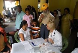 Missions et stages en soins dentaires : Sri Lanka