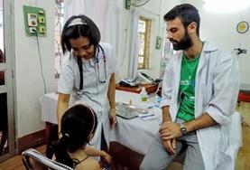 Missions et stages en soins dentaires : Vietnam