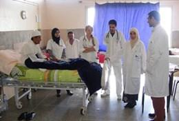 Stages en soins infirmiers et mission humanitaire infirmière : Maroc