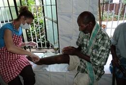 Missions de volontariat et stages en soins infirmiers : Inde
