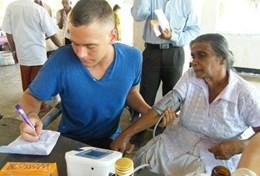 Stages en soins infirmiers et mission humanitaire infirmière : Sri Lanka