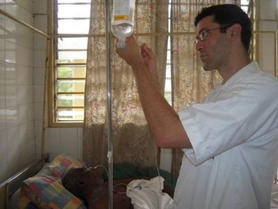Stage en soins infirmiers au Togo
