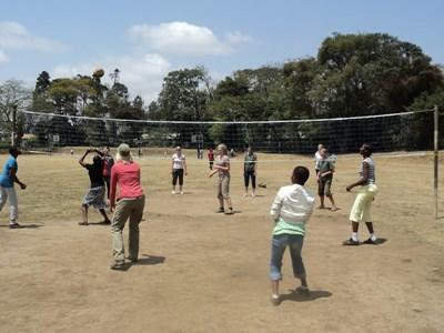 Teach Physical Education in Schools in Tanzania