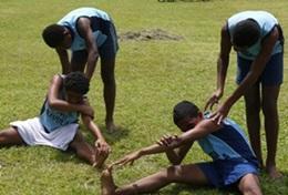 Missions de volontariat aux îles Fidji : Sport