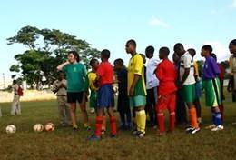 Missions de volontariat et stages en Jamaïque : Sport