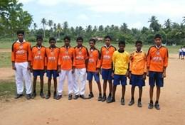 Professeur d'éducation physique bénévole à l'étranger : Sri Lanka