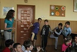 Missions de volontariat et stages en Roumanie : Sport