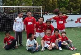 Encadrement sportiffootball à l'étranger : Chine
