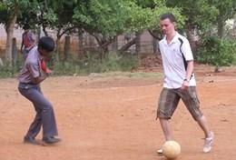 Missions de volontariat et stages en Inde : Sport