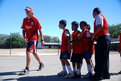 Mission humanitaire en Sport